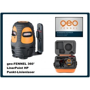 geo-FENNEL 360° Liner Point HP Punkt-Linienlaser