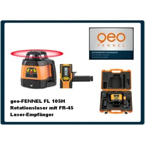 geo-FENNEL FL 105H Rotationslaser