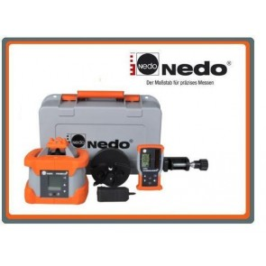 Nedo Primus 2 H2N Rotationslaser mit Commander 2