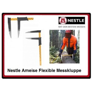 Nestle Ameise Flexible Messkluppe 30cm