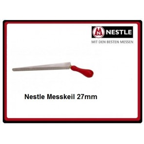 Nestle Messkeil 27mm