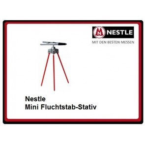 Nestle Mini-Fluchtstab-Stativ