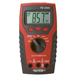 Testboy TB 3000 Digital-Multimeter