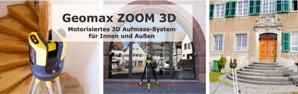 Geomax Zoom 3D