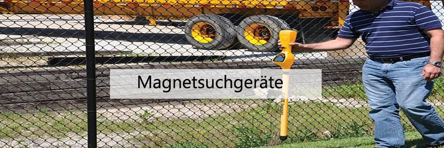 Magnetsuch-Metall-Detektoren