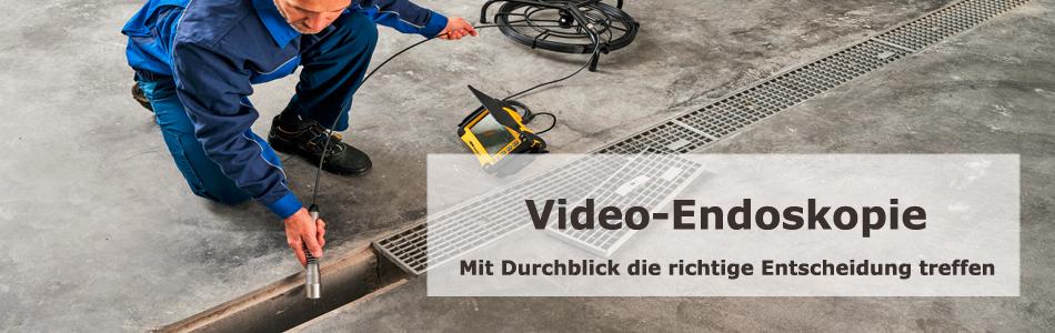 Video-Endoskopie-Inspektion