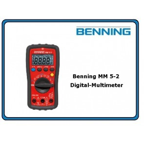 Benning MM 5-2 Digital-Multimeter