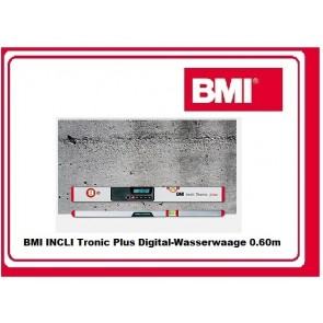 BMI Incli-Tronic-Plus Digital-Wasserwaage 0.60m - 2.00m