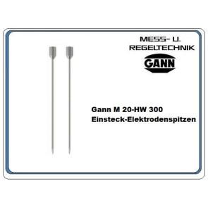 Gann M 20-HW 300 Einsteck-Elektrodenspitzen für Holzfeuchte-Messung