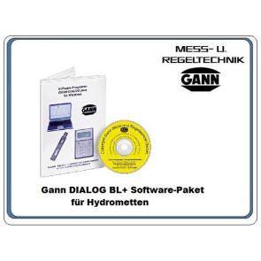 Gann DIALOG BL+ Software-Paket für Hydromette BL
