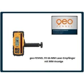 geo-FENNEL FR 66-MM Laser-Empfänger mit MM-Anzeige