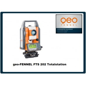 geo-FENNEL FTS 202 Totalstation