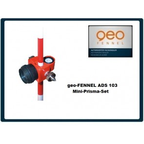 geo-FENNEL ADS 103 Mini-Prisma-Set