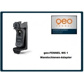 geo-FENNEL WS1 Wandschienen-Adapter