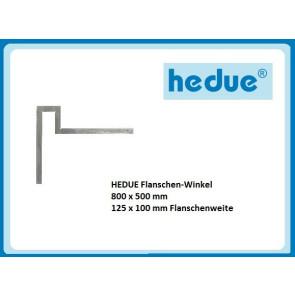 HEDUE Flanschen-Winkel 800 x 500 mm