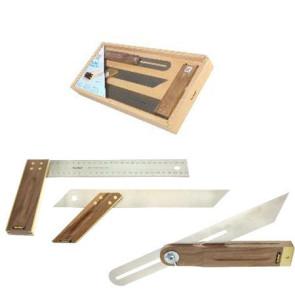HEDUE Tischler-Set im Holzkasten