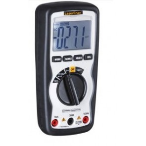 Laserliner MultiMeter-Compact Auto Digital-Mutlmeter