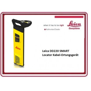 Leica DD220 SMART Cable Locator Kabel-Ortungsgerät