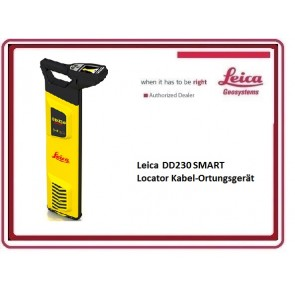 Leica DD230 SMART Cable Locator Kabel-Ortungsgerät