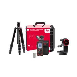 Leica DISTO X3 Laser-Entfernungsmesser-Set mit DST 360 und TRI 120