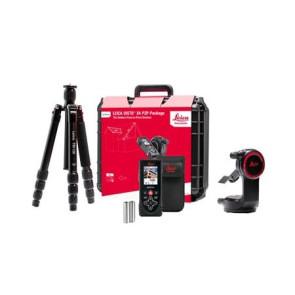 Leica DISTO X4 Laser-Entfernungsmesser-Set mit DST 360 und TRI 120
