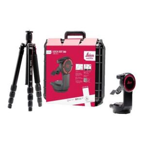 Leica DST 360 Stativ-Adapter-Set mit Stativ TRI 120 und Koffer