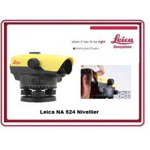 Leica NA524 Nivellier