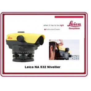 Leica NA532 Nivellier