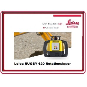 Leica RUGBY 620 Rotationslaser
