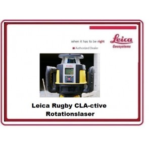 Leica Rugby CLA-ctive Rotationslaser