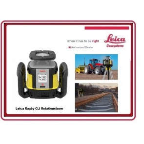 Leica Rugby CLI Rotationslaser