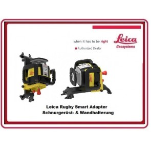 Leica CA Rugby Smart Adapter & 90°RE-Halterung