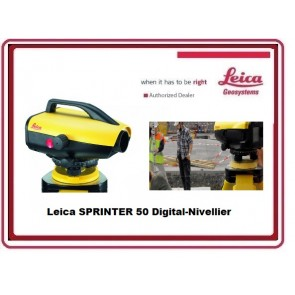 Leica SPRINTER 50 Digital-Nivellier