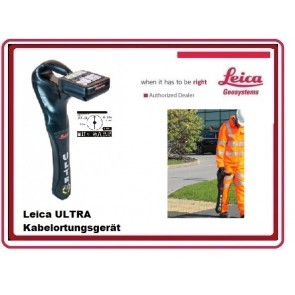 Leica ULTRA Cable Locator Kabel-Ortungsgerät