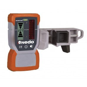 Nedo ACCEPTOR 2 Laser-Empfänger mit HD-Klammer