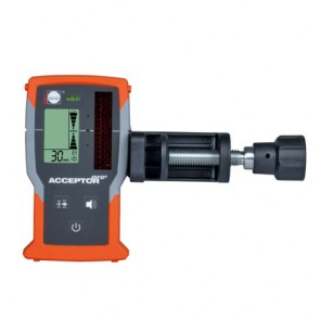 Nedo ACCEPTOR PRO+ Laser-Empfänger mit HD-Klammer