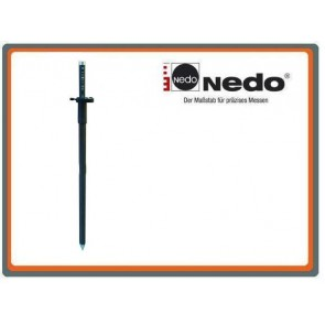 Nedo Karbon-Prismenstab 1.25m - 2.10m