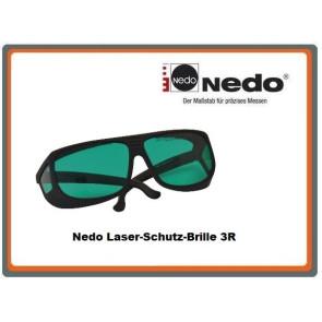 Nedo Laser-Schutz-Brille für Laserklasse 3R