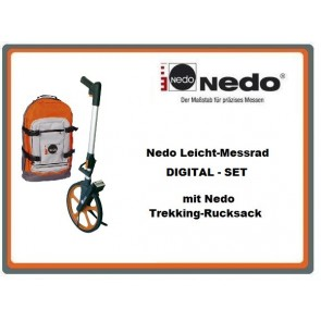 Nedo Leicht-Messrad Digital Set