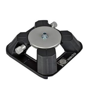 Nedo Multifunktions-Laser-Fuss mit Feintrieb