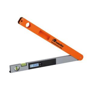 Nedo Winkeltronic 600mm Digital-Winkelmesser inkl. Hülle