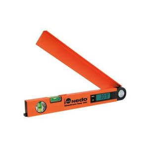 Nedo Winkeltronic Easy 400 Digital-Winkelmesser inkl. Hülle