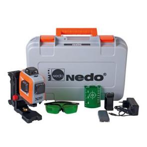 Nedo X-Liner 3D GREEN Kreuzlinienlaser