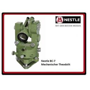 Nestle BC-7 Mechanischer Theodolit