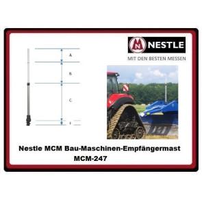 Nestle MCM-247 Bau-Maschinen-Empfängermast