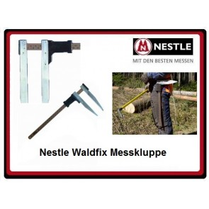 Nestle Waldfix Messkluppe