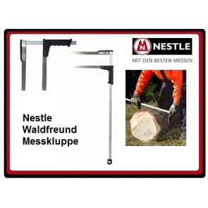 Nestle Waldfreund Messkluppe