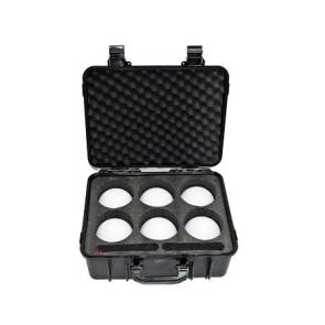 Nestle Scankugel-Set aus 6 Stück mit Magnetfuß in Koffer