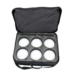 Nestle Scankugel-Set aus 6 Stück mit Magnetfuß in Tasche