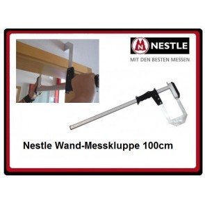 Nestle Wand-Messkluppe 1.00m